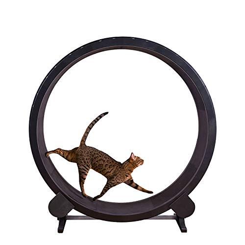キャットエクササイズホイールローラーキャットランニングホイール直径1.2メートルはあなたの元気な猫に最適