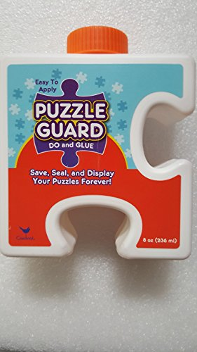 Cardinal easy to apply puzzle guard do and glue 8 oz 236 ml…