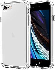 JETech Funda Compatible iPhone SE 2020/8 / 7, Anti- Choques y Anti- Arañazos, HD Clara