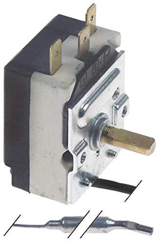 Thermostat TR/711-N von PRODIGY -35 bis +35 °C Fühler Ø: 6 mm L: 110 mm Temperaturregler