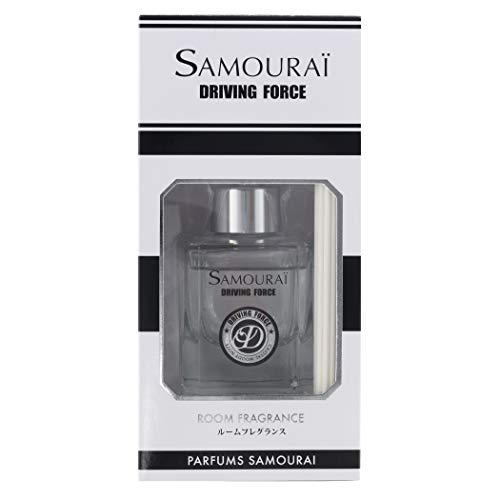 サムライ ドライビングフォース ルームフレグランス 60ml 香る男の新定番「サムライ ドライビングフォース」の香り