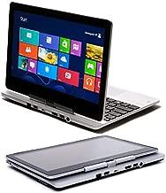 HP Elitebook Revolve 810 G2 11.6in HD Touchscreen 2-in-1 Laptop, Intel Core i5-4200U up to 2.6GHz, 8GB Ram, 256GB SSD, Webcam, USB 3.0, Backlit Keyboard, Windows 10 Professional (Renewed)