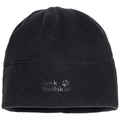 Jack Wolfskin STORMLOCK Cap Mütze, Black, M