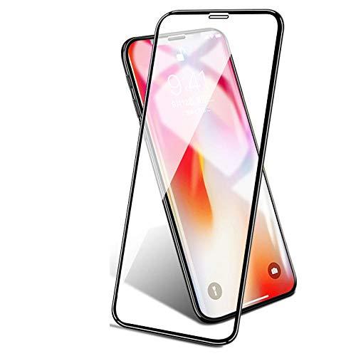 3 piezas Vidrio protector, para iPhone 6 6s 7 8 más vidrio XR X XS, para iPhone 11 Pro Max Protector de pantalla Vidrio templado-Para iPhone 7 PLUS