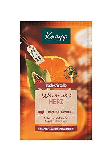 Kneipp Badekristalle Warm ums Herz, 60 g
