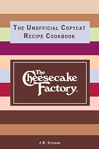 commercial The Cheesecake Factory: Unofficial Imitation Recipe Cookbook chocolate truffles brands