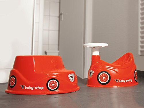 BIG – Baby Potty Car - 6