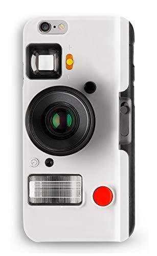 Protector Cristal Templado + Carcasa Camara Fotos Retro Vintage para iPhone 5...