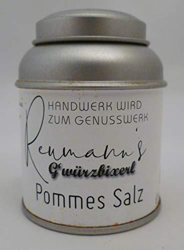 Reumann´s Gewürzbixerl Pommes Salz, Gewürz Exclusiv nur bei uns