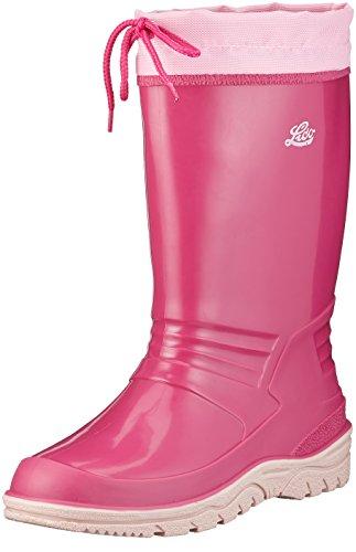 Lico PUNTO Mädchen Gummistiefel, Pink/ Rosa, 41 EU