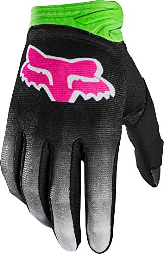 2020 Fox Racing Dirtpaw Fyce Gloves-Blue/Red-2XL