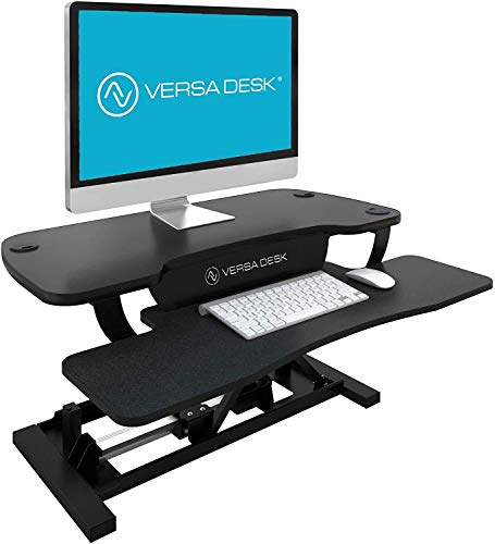 VERSADESK Power Pro Deluxe USA Manufactured | Touch Button...