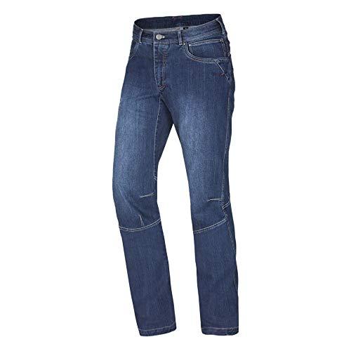 Ocun Jeans Ravage Uomo, Blu, XL