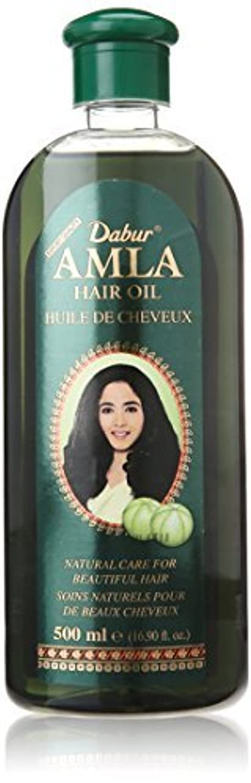 用心アレンジ望みDabur Amla Hair Oil, 500 ml Bottle [並行輸入品]