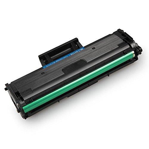INK E-SALE 1 x Compatible Cartuchos de tóner Samsung MLT-D111S Xpress SL- M2070 SL-M2070W SL-M2070FW SL-M2020W SL-M2020 SL-M2022 SL-M2022W SL-M2078W SL-M2026 SL-M2026W - (Negro, 1,000 Pages)