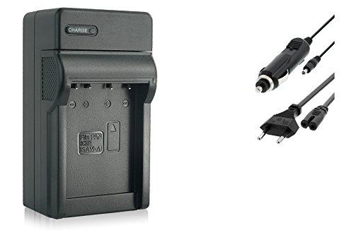 Ladegerät (Netz/KFZ) für ISAW 083443A / A1, A2 Ace, A3, Advance, Extreme/Actionpro X7