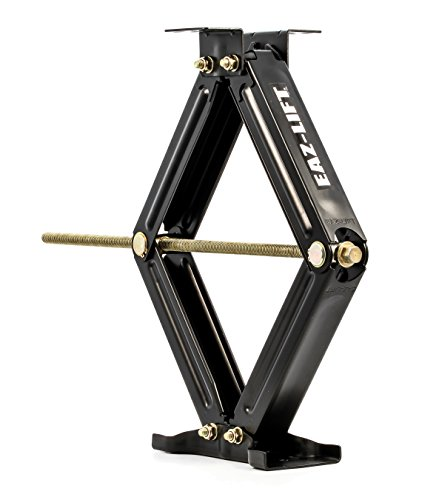 Eaz-Lift 24' RV Stabilizing Scissor Jack, Fits Pop-Up Campers and Travel Trailers - Pack of 1 (5,000lb rating) - 48810