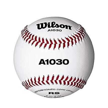 Wilson A1030 Baseball Ball -DS