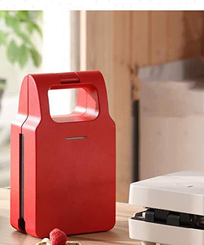 Sandwich Toastie Maker con Sandwich Maker Máquina de desayuno Casa Multi-Función Tostada Prensa BJY969