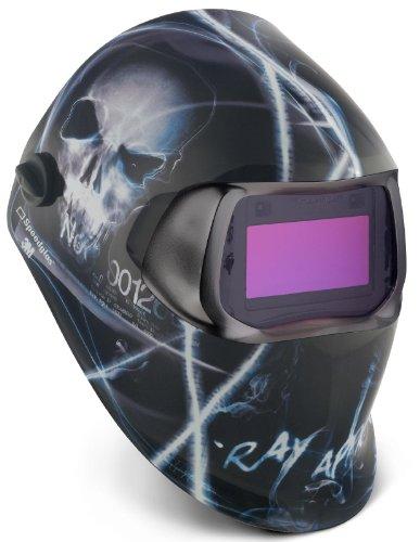 3M Speedglas 100V Schweißhelm Xterminator DIN 8-12