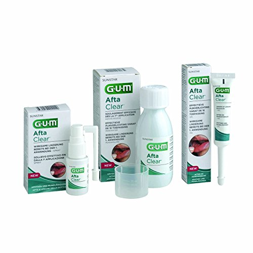 SUNSTAR - AFTACLEAR GUM COLUTORIO 120 ML