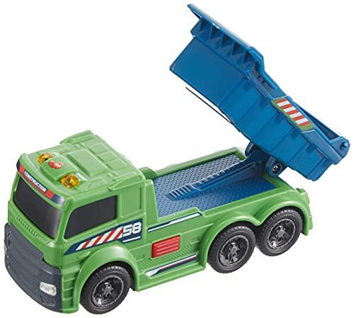 Dickie Toys - 203413580 - Tombereau - Dump Truck