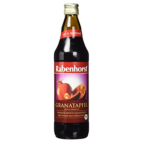 Rabenhorst Bio Granatapfel Muttersaft MEHRWEG, 750 ml