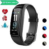 Mgaolo Fitness Tracker,Smart Watch Activity Tracker Sports Band Bracelet...