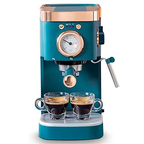 Espresso Machine Semi Automatische Cafe Poeder Elektrische Maker Stijlvol ontwerp voor moderne thuiskeukens (Color…