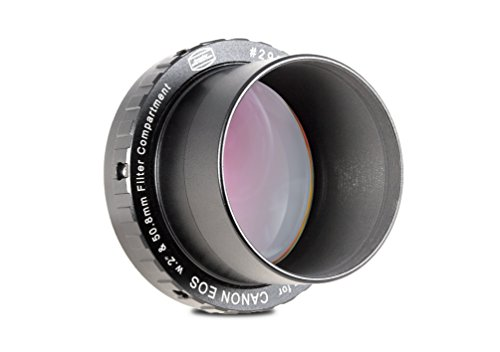 Baader Planetarium Protective Canon DSLR-T-Ring T-2/M48/50,8mm mit UV/IR Sperrfilter 50,8mm