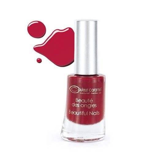Couleur Caramel Vernis n°08 Rouge mat 4ml