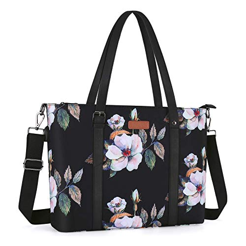 MOSISO USB Port Laptop Tote Bag ...