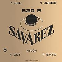 SAVAREZ/サバレス 520R×2セット ナイロン弦