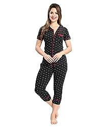 AV2 Womens Cotton Night Suit