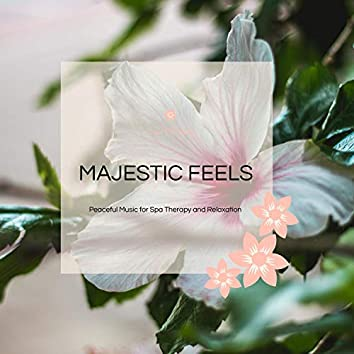 Majestic Feels - Peaceful Music For Spa Therapy And Relaxation