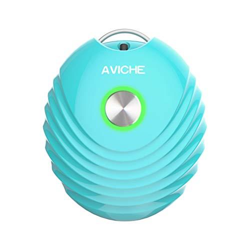 Wenore Persoonlijke draagbare luchtreiniger halsketting draagbare mini-luchtverfrisser ionisator negatieve ionen-generator Low Noise voor gezinnen