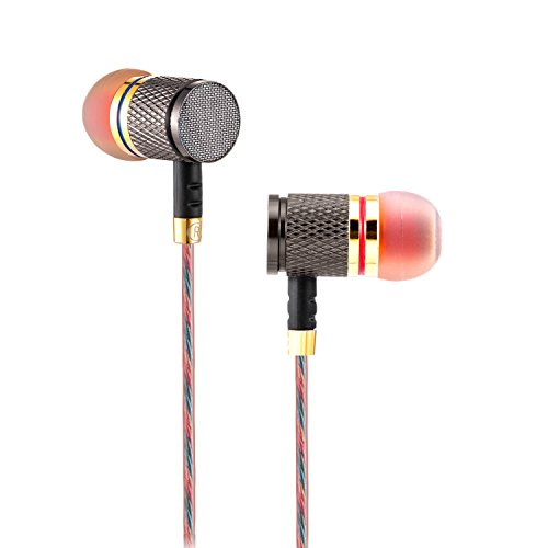Betron YSM1000 Earphones Headphones, High Definition, in-ear, Noise Isolating , Heavy Deep Bass for iPhone, iPod, iPad, MP3 Players, Samsung Galaxy, Nokia, HTC, Nexus, BlackBerry etc (Without Microphone)