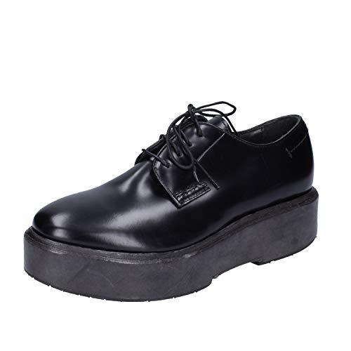 MOMA Elegante Schuhe Damen Leder schwarz 37 EU