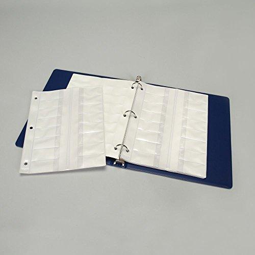 Microscope Slide Holder Refill Set, View-Pack, Pack of 10
