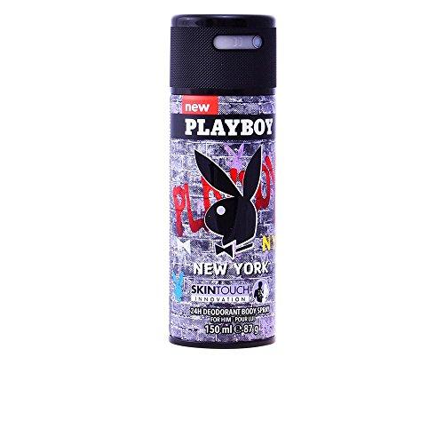 Playboy - playboy new york him deodorante spray 150ml