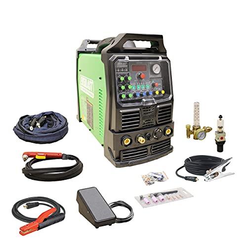2019 Everlast Power Equipment PowerPro 205Si 200a AC DC TIG 50a Plasma...