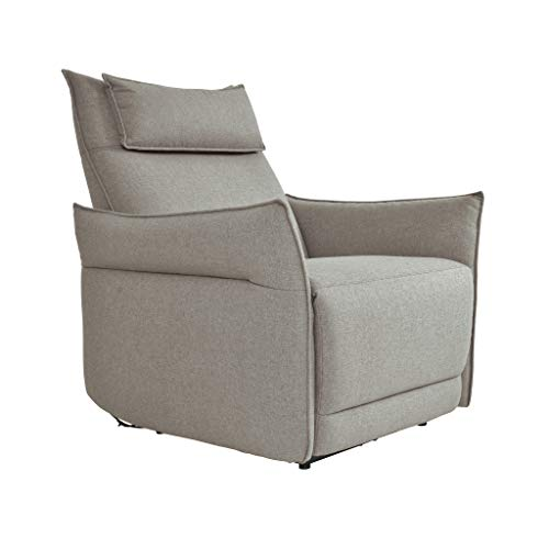 """Homelegance 42"""" Power Reclining Chair, Taupe"""