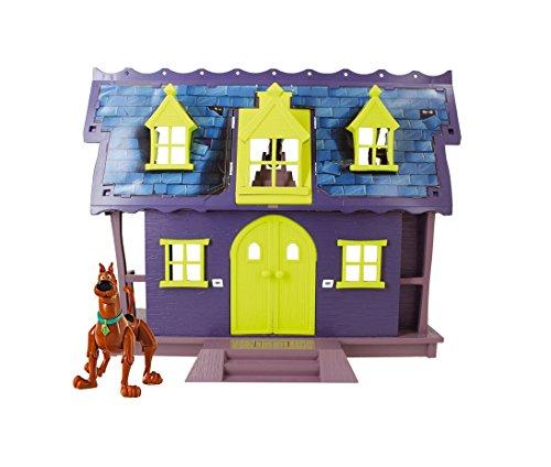 GIG Juegos Preciosas - Scooby Doo, La Casa del Misterio de escollos, Personajes Incluidos
