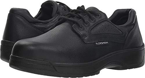 Florsheim Work Men's FS2416 Work Shoe,Black,10.5 3E US