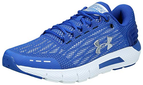 Under Armour Men's Charged Rogue Running Shoe, Royal (403)/White, 7