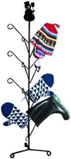 39 Inch Snowman Mitten or Boot Dryer Holds 8 Pair
