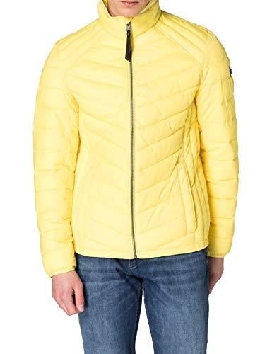 TOM TAILOR Herren 1024068 Lightweight Steppjacke, 21180-Celandine Yellow, M