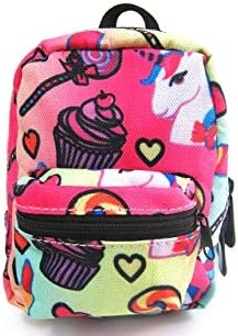 SmartPouch Coin Purse Kids Mini Backpack Wallet Key Card Holder Earphone Armband Unicorn product image