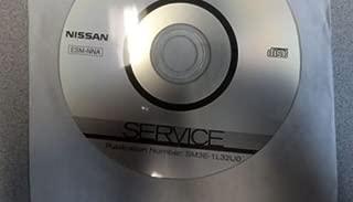 2017 NISSAN LEAF Service Repair Workshop Shop Manual CD NEW Factory