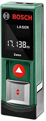 Bosch Home and Garden Zamo Distanziometro Laser, 1.5 V